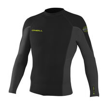 Hyperfreak 0.5mm long sleeve crew