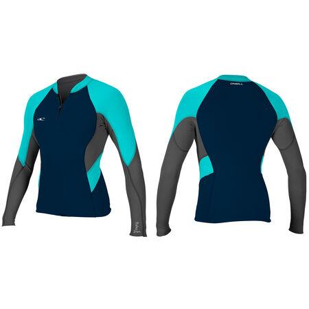 Bahia 1/0.5mm front-zip jacket