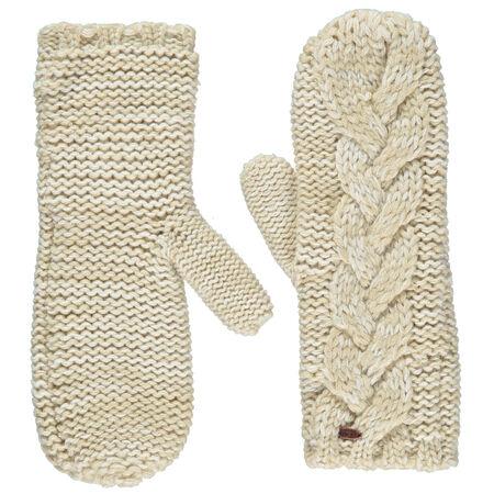 Foxy Knit Mittens