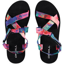 Velcro Wedge Flip Flop