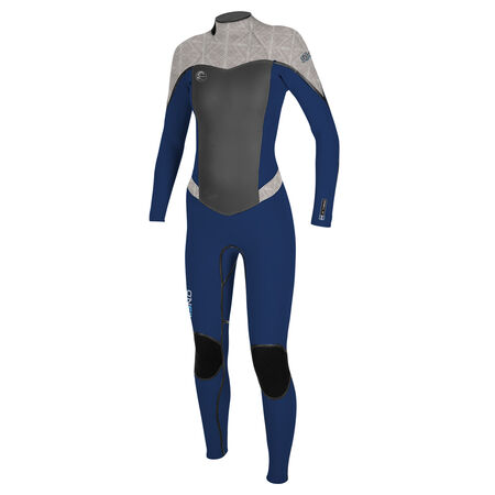 Flair zen zip 4/3mm full wetsuit wm