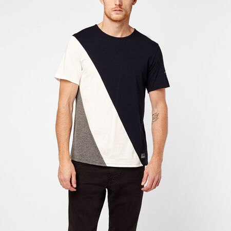 Diagonal t-shirt