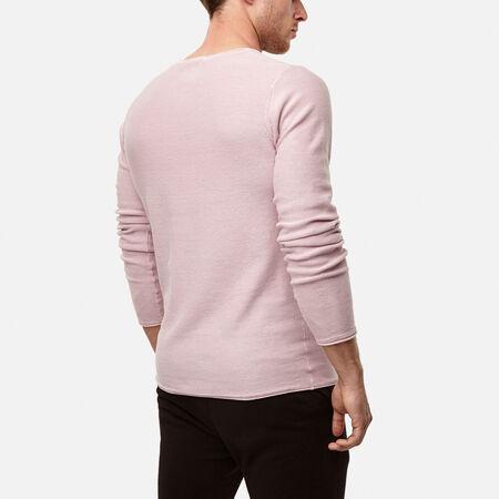 Legacy stripe pullover
