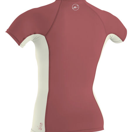Skins short sleeve crew womens