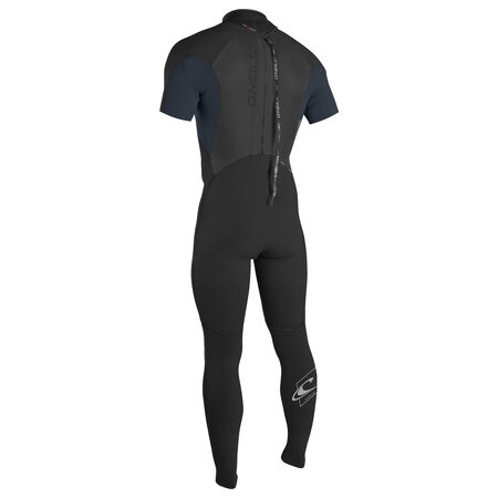 Epic 3/2mm back zip short sleeve full wetsuit
