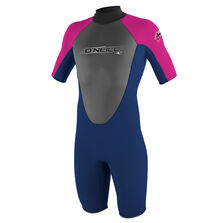 Reactor 2mm spring wetsuit youth