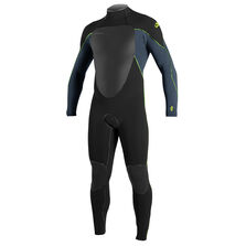 Psycho freak z.e.n. zip 4/3mm full wetsuit