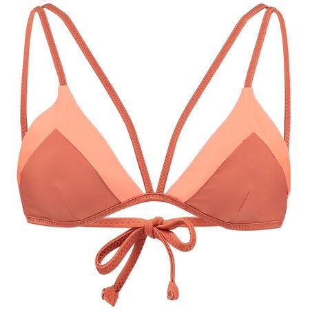 Solid Reversible Bikini Top