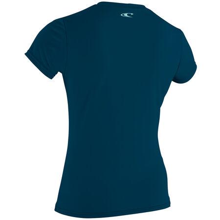 Skins short sleeve rash tee womens
