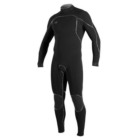 Psycho 1 zen zip 4/3mm full wetsuit