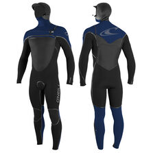 Psychotech f.u.z.e. 6/4mm hooded full wetsuit