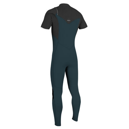 Hyperfreak 2mm chest zip short sleeve full wetsuit
