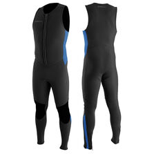 Reactor ii 2mm front zip sleeveless full wetsuit