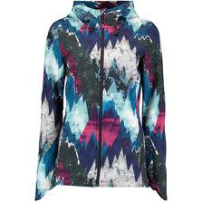 Mountain Print Softshell Jacket