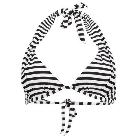 Solid Molded Halter Bikini Top