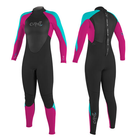 Epic 3/2mm full wetsuit girls