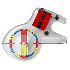 Silva 6 Nor Spectra tommelkompass, venstrehånds