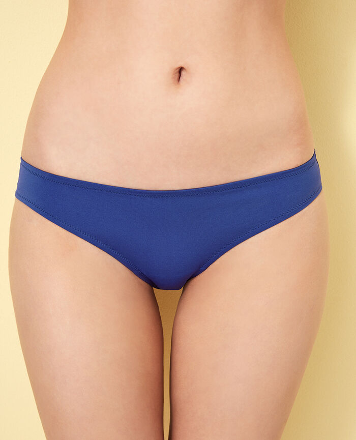 Swim briefs Mascara blue Numa
