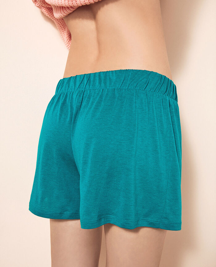 Boxer shorts Pigment green Latte