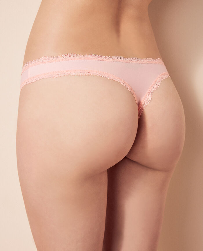 Tanga Radiant pink Take away