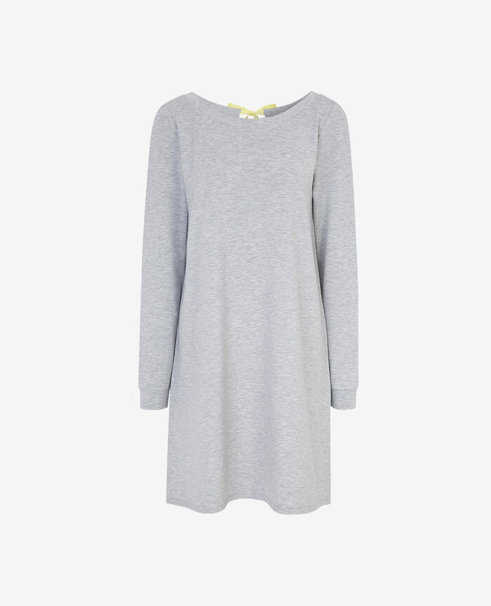 Tunique Gris chiné Air loungewear