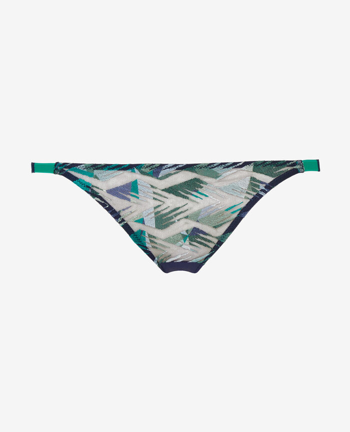 ARTIFICE Multicolour Hipster briefs