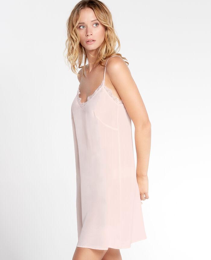 FLIRT Milky pink Short nightie