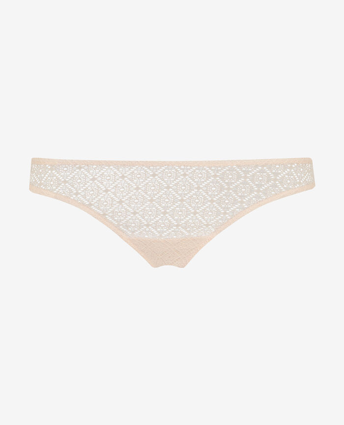 Thong Lychee pink Insolente