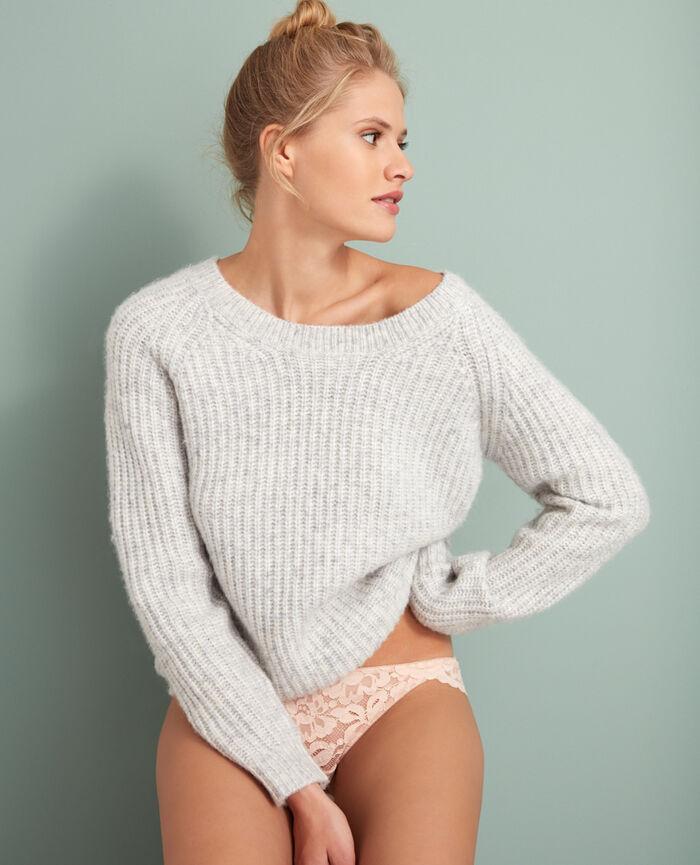 Pullover Hellgrau MOKA