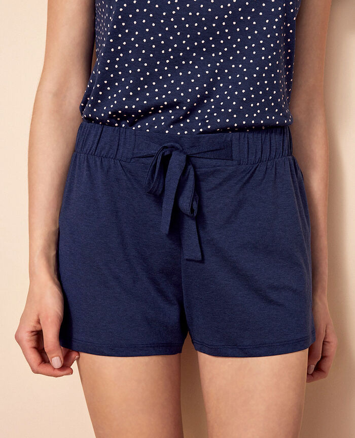 Boxer shorts Navy Latte