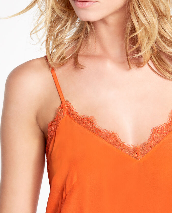 FLIRT Blood orange Short nightie