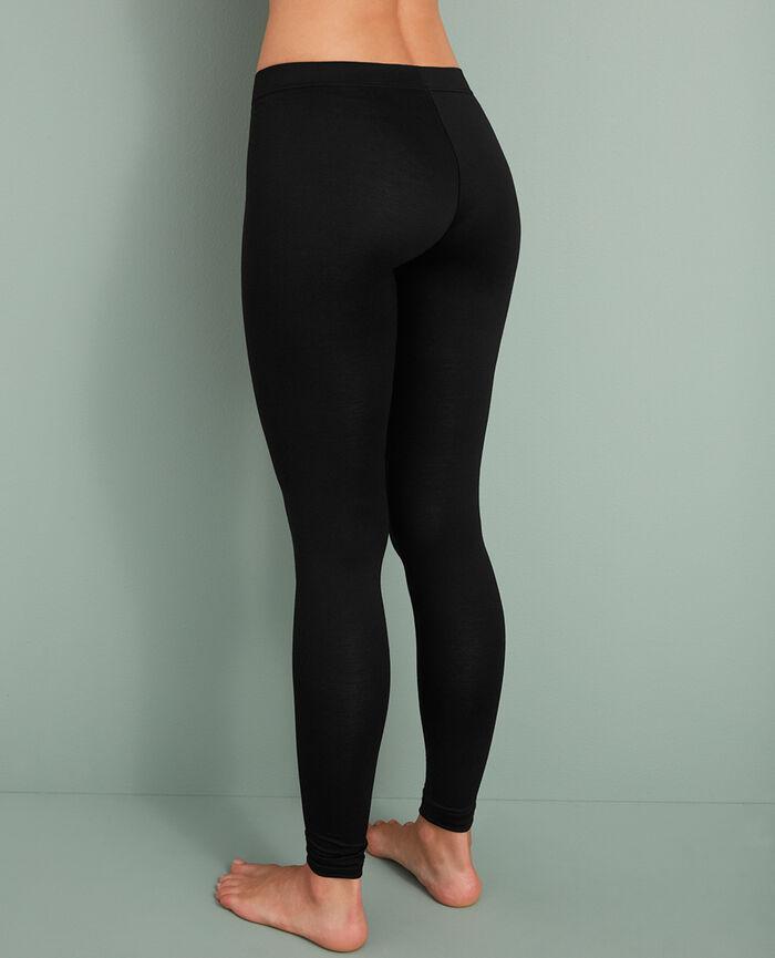 Leggings Black Innerwear