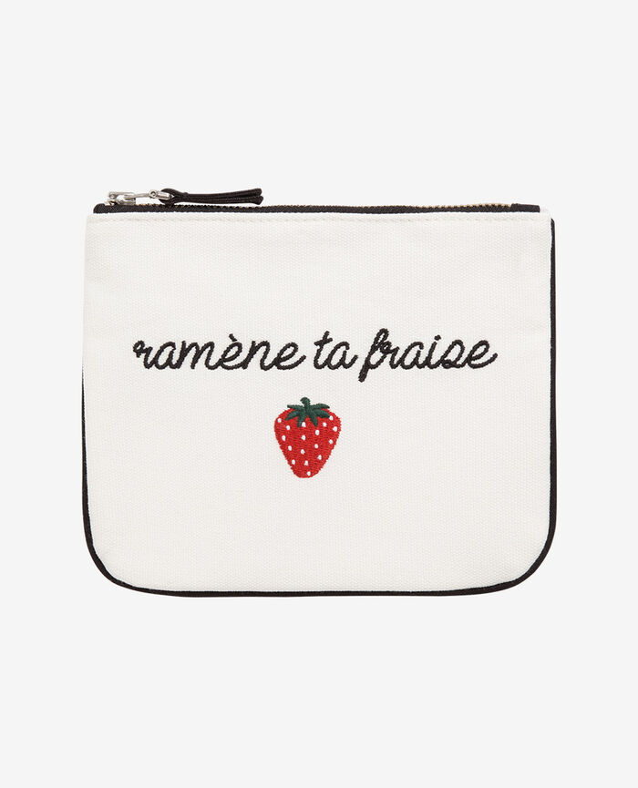 Toiletry bag Strawberry Fruit collection