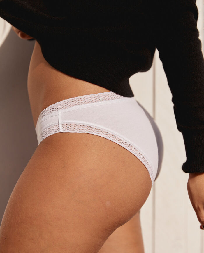 Hipster briefs White Basics