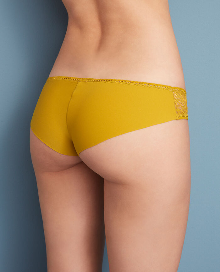Shorty brésilien Jaune pickles Boheme