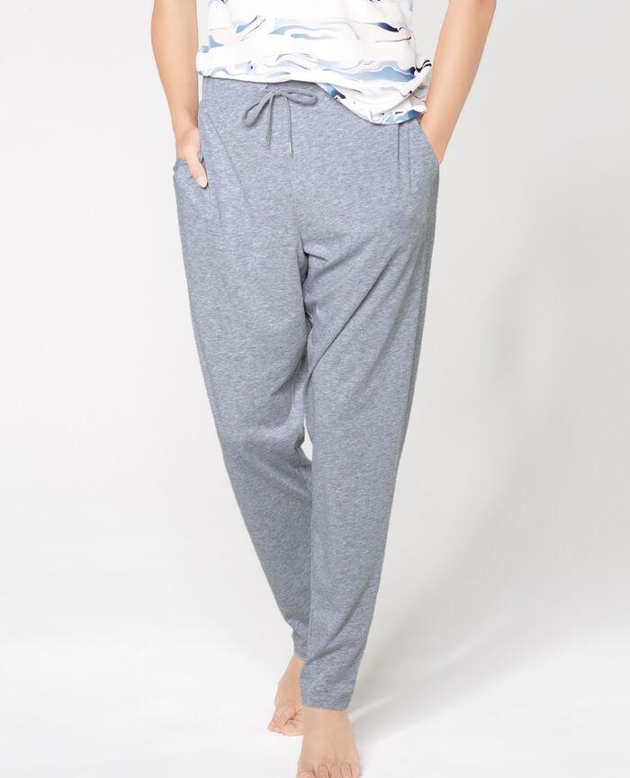 Sarong Flecked grey Emy