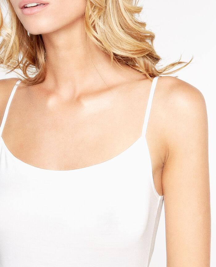 Caraco Blanc Innerwear