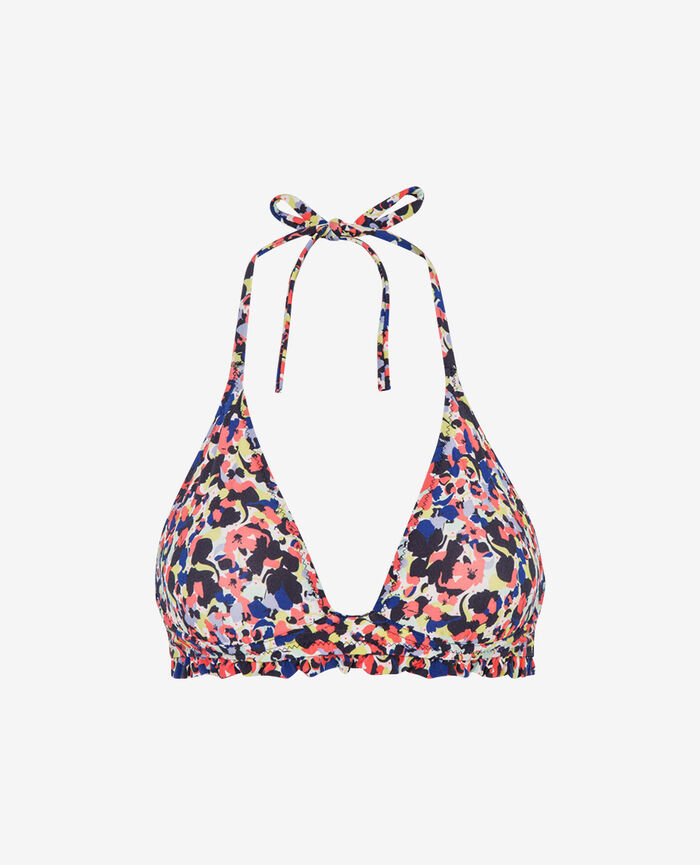 PARADIS Multicolore Soutien-gorge de bain triangle mini-wire