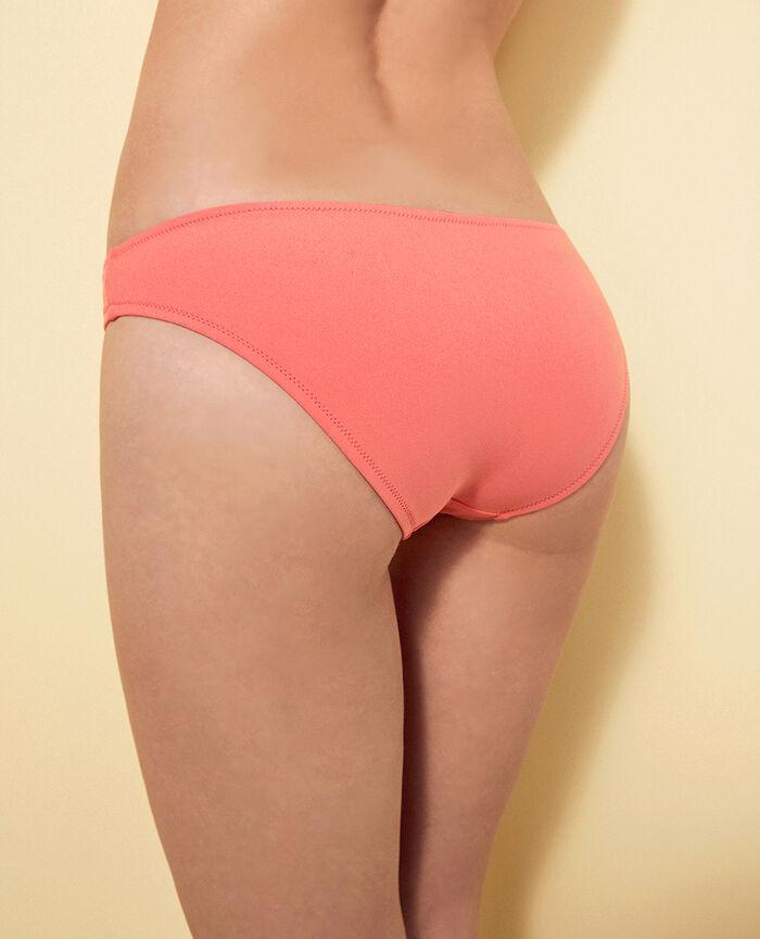 Hipster bikini briefs Funky pink Soa
