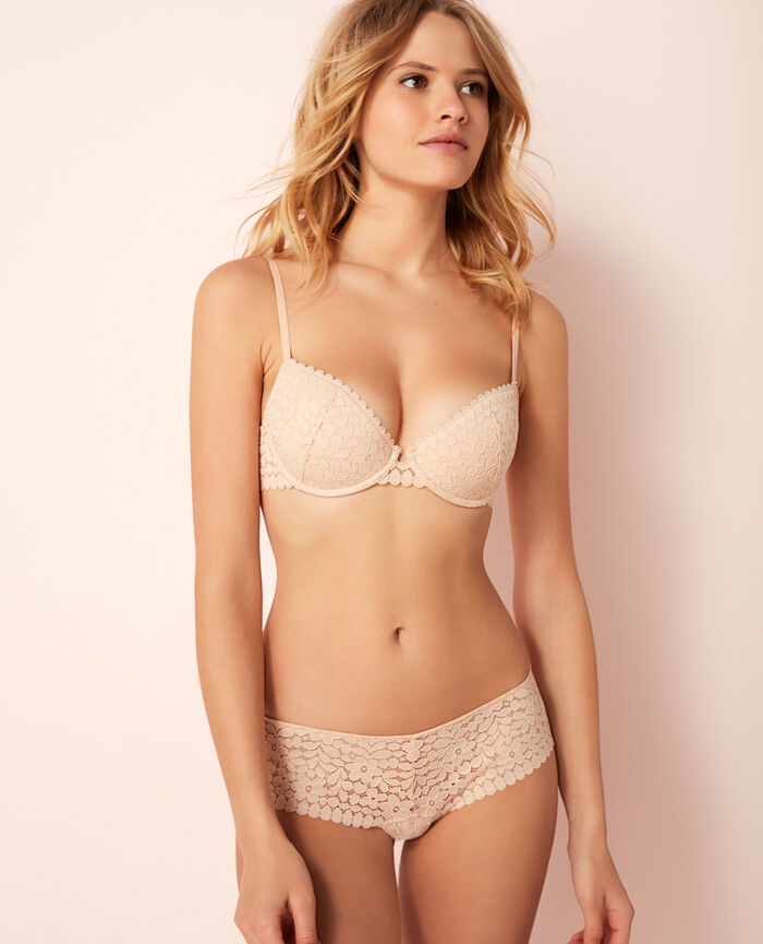Half-cup padded bra Powder Monica