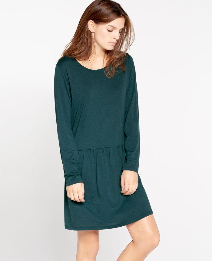 EMY Midnight green Tunic