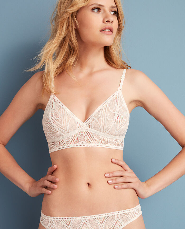 Soft cup bra Ice cream rose Boheme