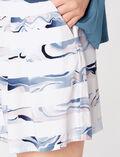 MARBLE Cream white Boxer shorts