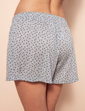 Boxer short Gris chiné Dot