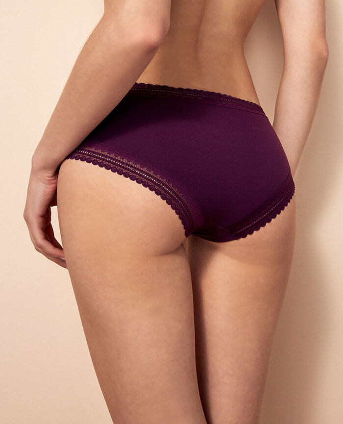 Shorty Violet ethnic Beaute