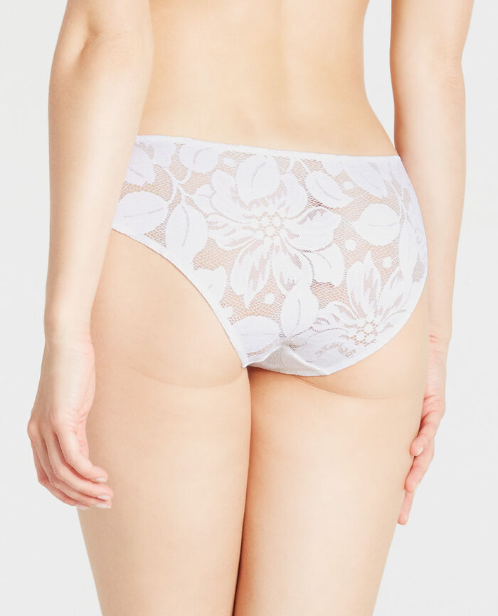 EXTASIE Blanc Shorty