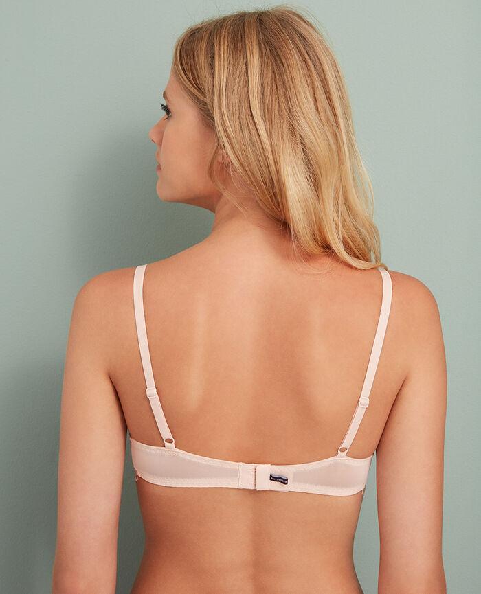 Half-cup bra Lychee pink Taylor