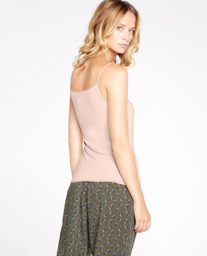 Cami Pink beige Innerwear