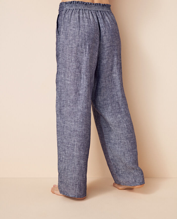 Trousers Denim blue Play