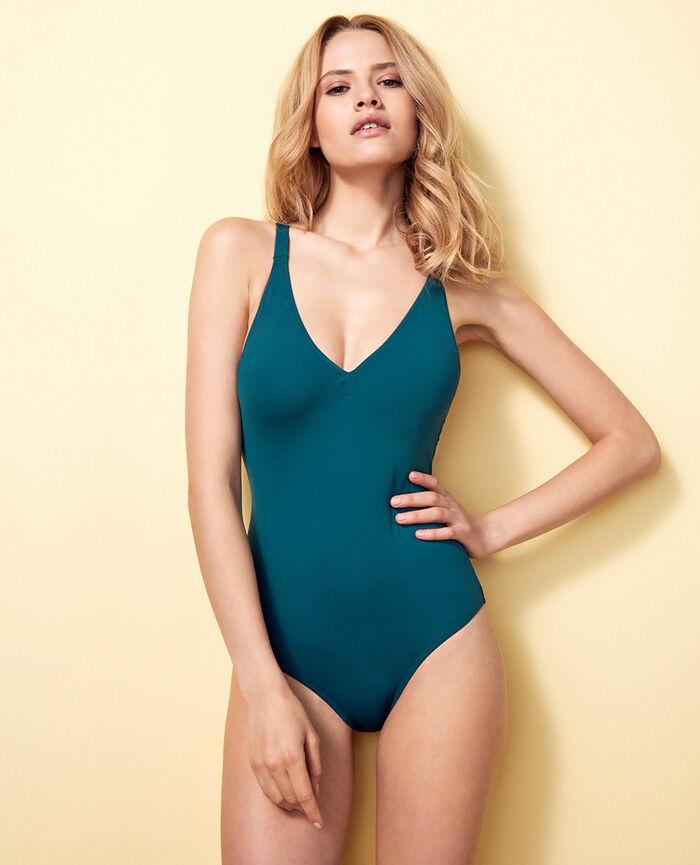 Swimsuit Midnight green Impala